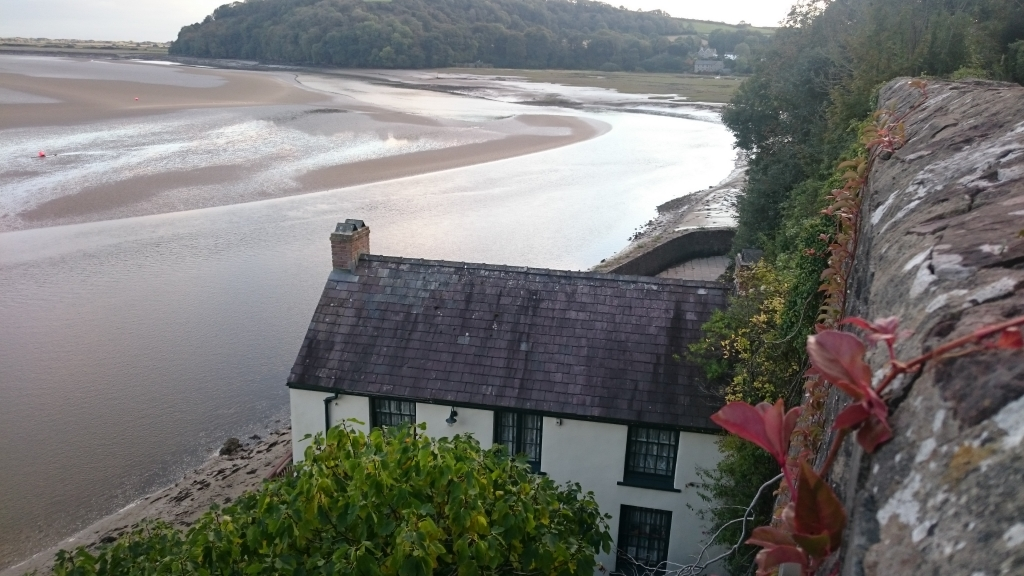 283_Wales_und_England_2018_Laugharne